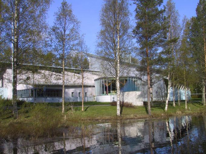 Kirjasto Kuhmo