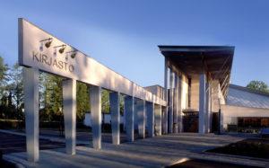kirjasto ulkoa kuva Pekka Agarth